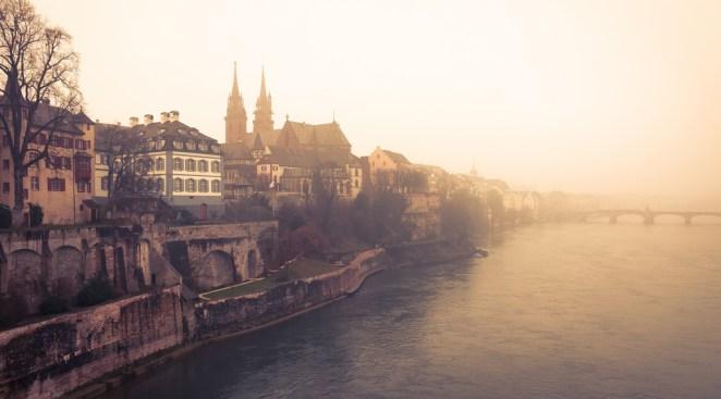 6. Basel, Suiza
