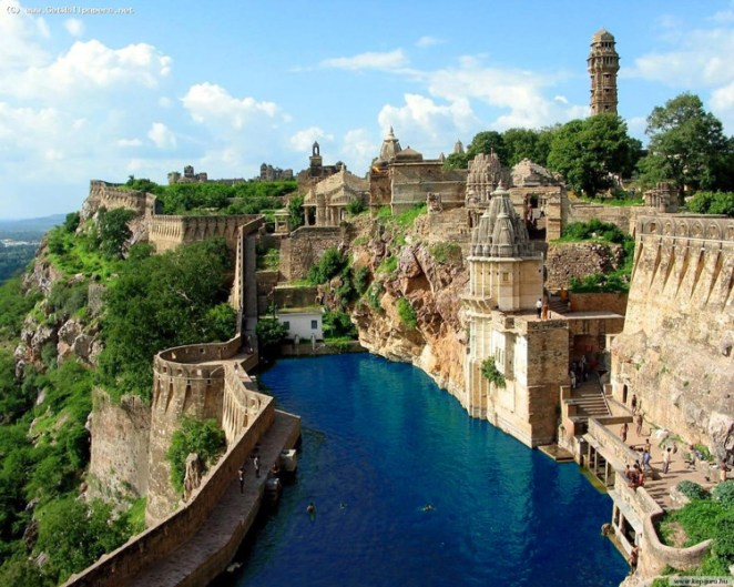 10. Chittorgarh, India
