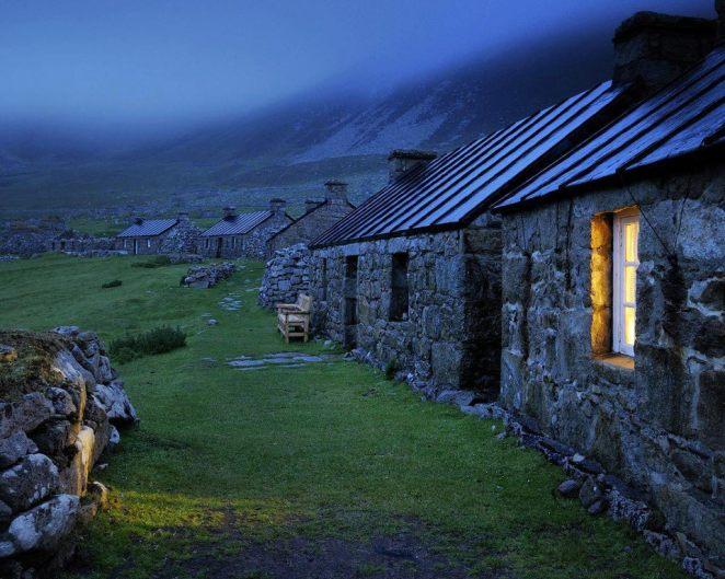26. Saint Kilda, Escocia