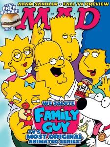 Padre de Familia y Los Simpsons