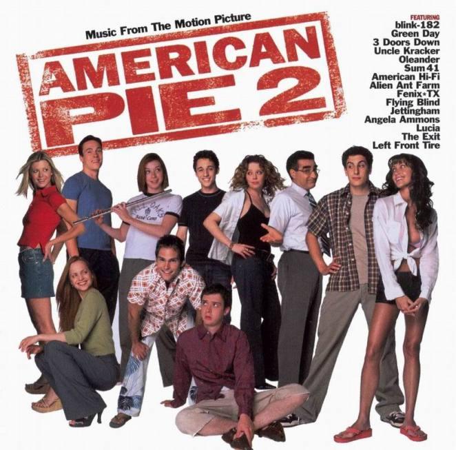 1. American pie