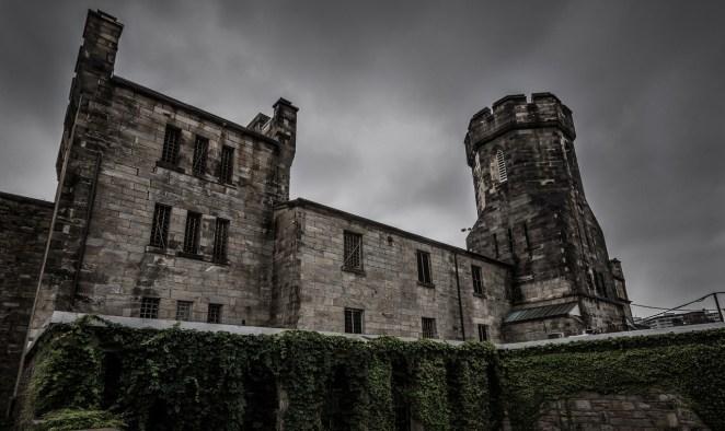 1. Una cárce de Philadelphia