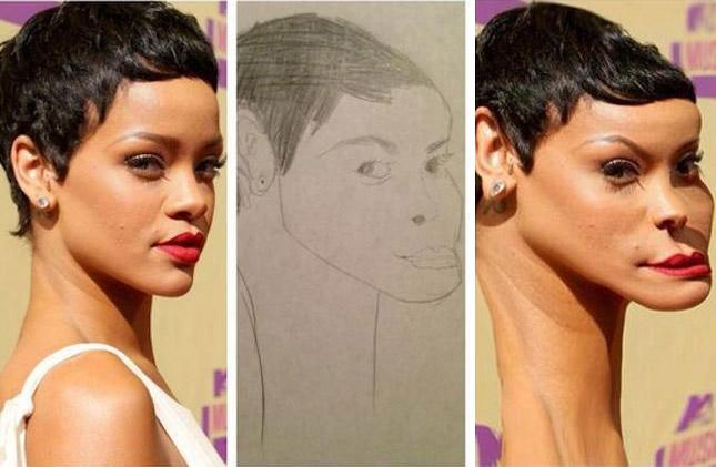 7. Rihanna
