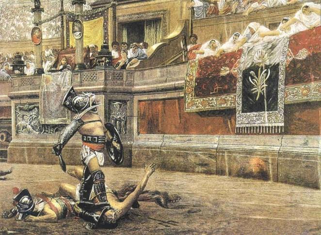 15. Gladiadores