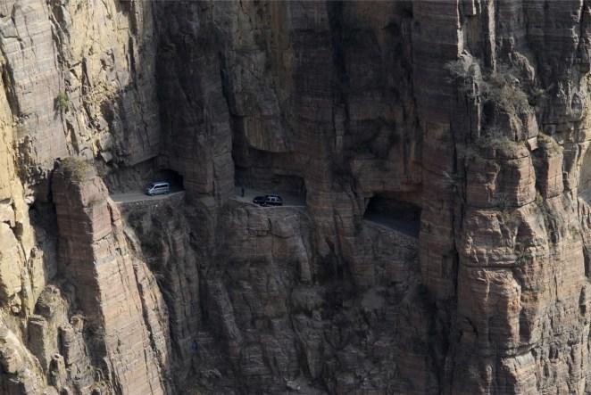 3. Túnel de Guoliang
