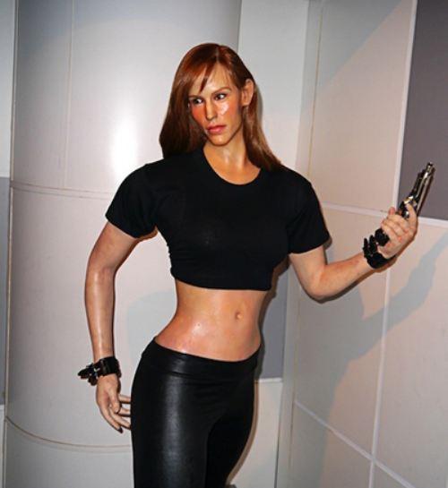 7. ¿Qué pasa con el cuerpo de Jennifer Garner?