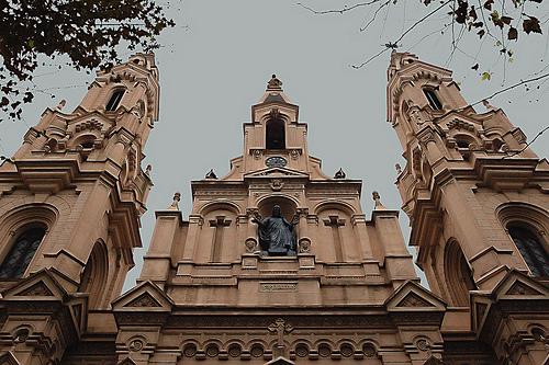 1. Iglesia de Santa Felicitas