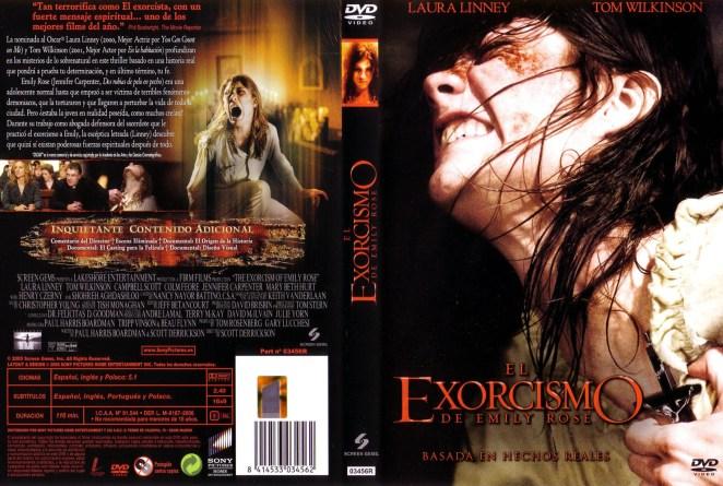 4. El exorcismo de Emily Rose - 2005