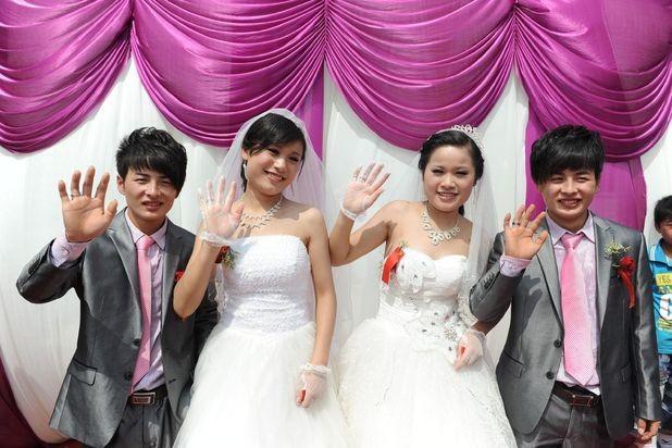 4. Si un par de gemelos varones se casa con un par de gemelas, su hijos legalmente son primos pero genéticamente son hermanos.