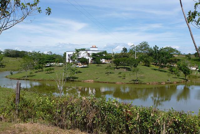 1. La Hacienda Nápoles.