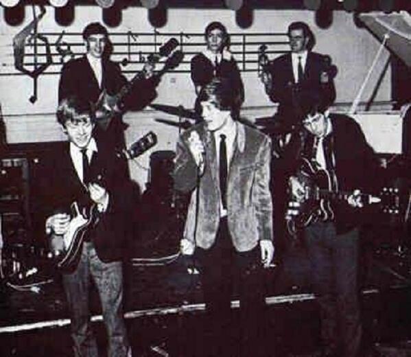 16. El primer concierto de los Rolling Stones, 1962
