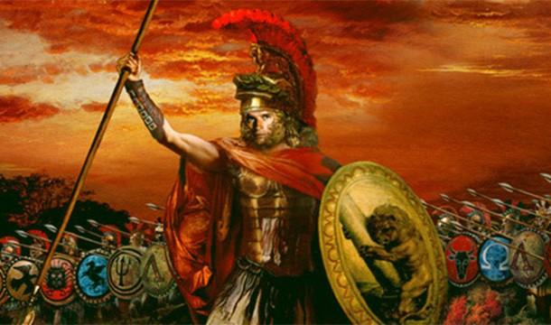 16. Alejandro Magno no nombró a ningún heredero lo que condujo directamente a la caída de su imperio.
