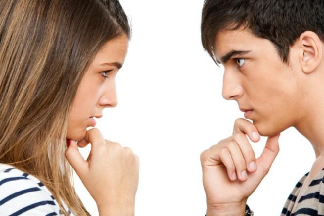 4. Si le preguntás algo a alguien y responde sólo parcialmente, esperá un poco más.