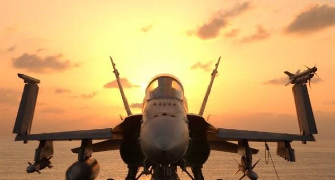 3. Y este no sé qué avión será, así que diré que es un F-50 ¯\_(ツ)_/¯