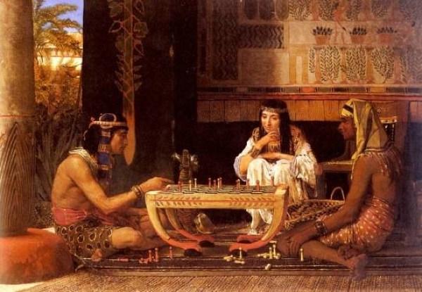 10. Las momias alguna vez fueron un color en el antiguo Egipto