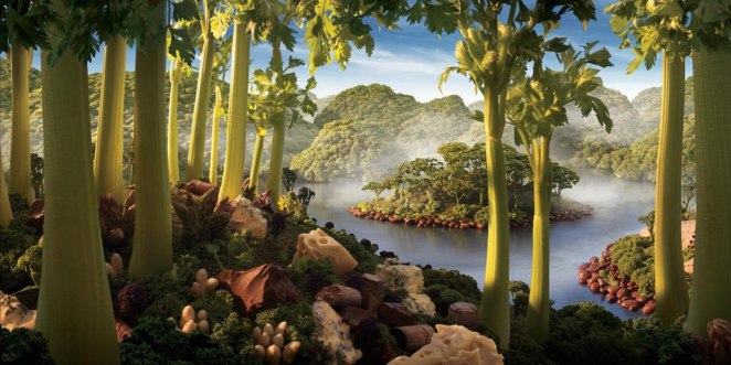 Celery Island