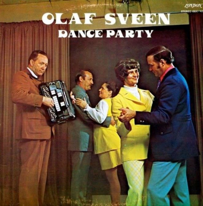 Olaf Sveen - Dance Party