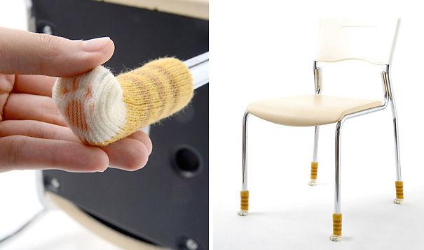 Cat Socks For Tables
