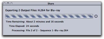 11. El concepto de infinito que se representa cada vez que exportas un archivo.