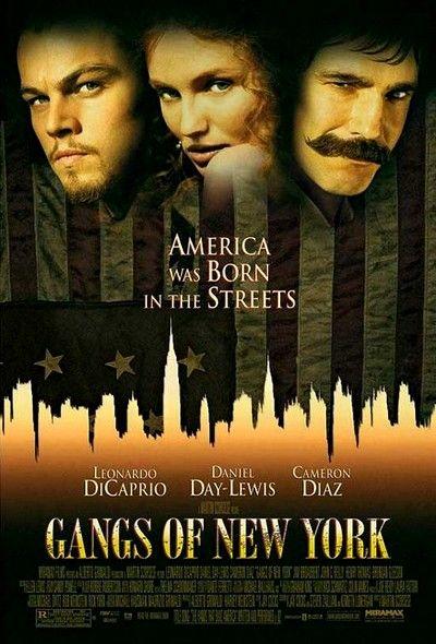 3. Pandillas de Nueva York