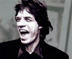 6. Mick Jagger