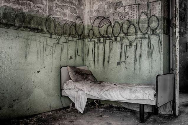 20. Asilo abandonado. Limbiate, Italia