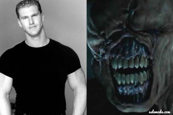12. Matthew Taylor - Nemesis de Resident Evil