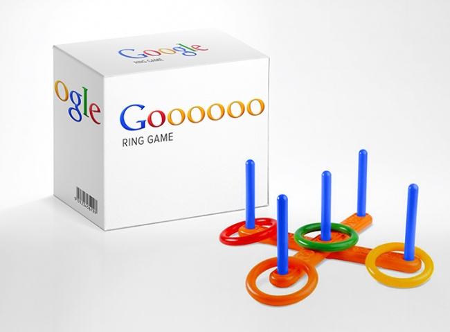 5. Ring game de Google