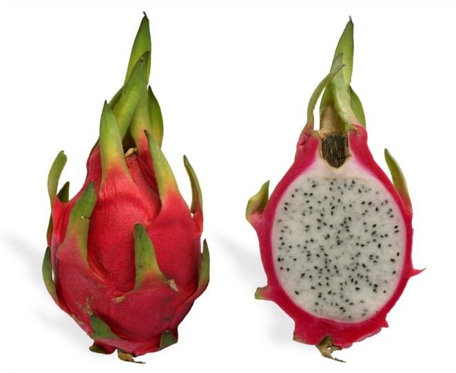 2. Pitahaya, Pitaya o Fruta del dragón