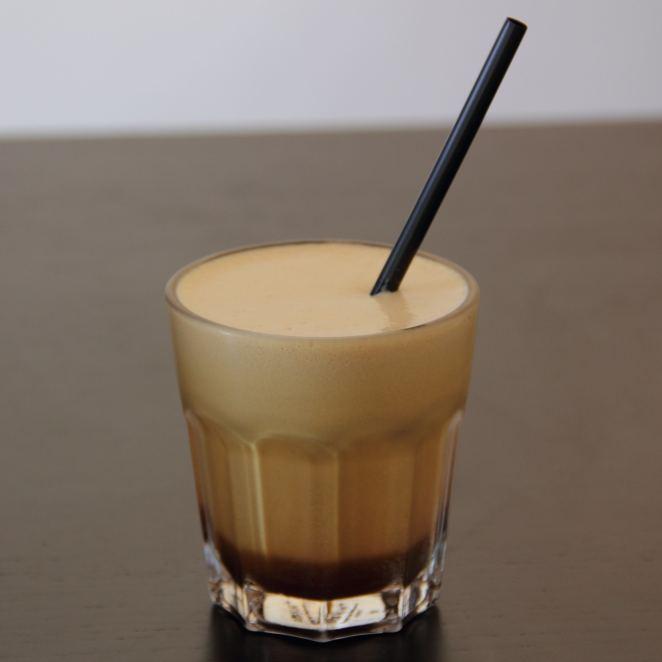 3. Café helado a la caribeña