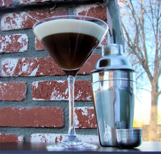 4. Licor de café helado con Brandy