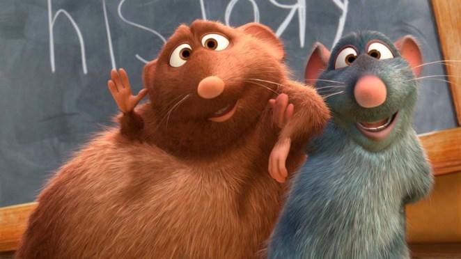 1. Los ratas