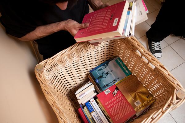 7. No te olvides de los libros