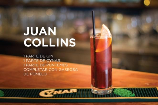 4. El Juan Collins, un toque sofisticado para lucirte en una reunión de amigos