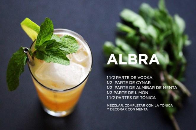 18. El Albra, un homenaje a la combinación sagrada de menta y limón