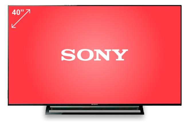 Una TV para quedarte hasta cualquier hora mirando películas