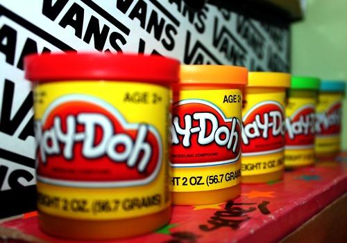 4. Play-Doh