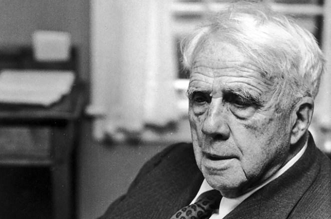 2. Robert Frost