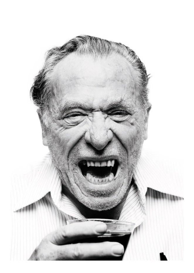 4. Charles Bukowski
