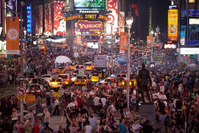 Resultado de imagen para crowded city