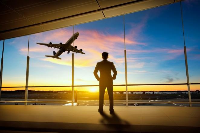 Resultado de imagen para watching a plane take off