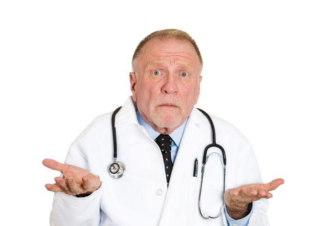 Resultado de imagen para doctor baffled