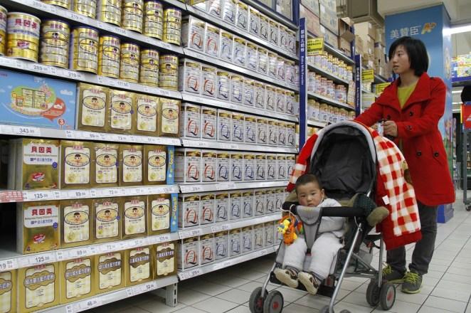 Resultado de imagen para 2008 chinese milk scandal