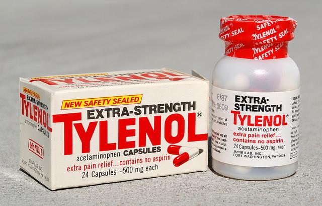 Resultado de imagen para tylenol extra strength recall