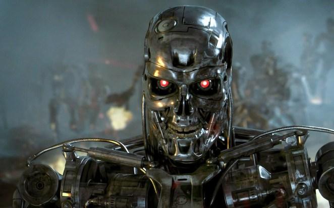 Resultado de imagen para t-800 endoskeleton