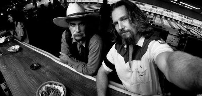 Jeff Bridges & Sam Elliott, 1997