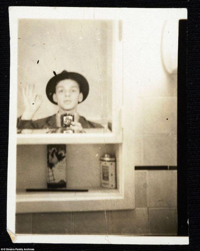 Frank Sinatra, 1930s