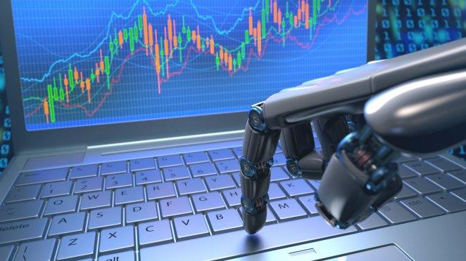 Resultado de imagen para artificial intelligence bank investment