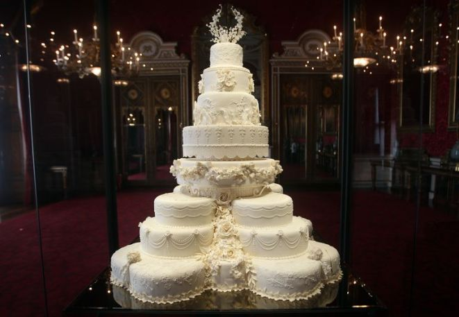 Resultado de imagen para harry and meghan wedding cake