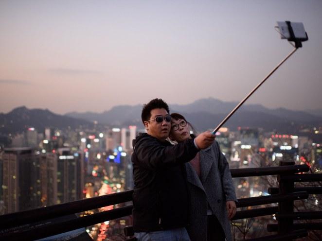 Resultado de imagen para south korea selfie